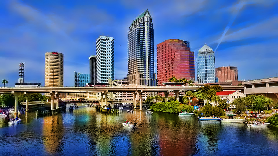 Tampa fl floridaography for Best places to live in tampa fl